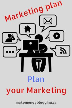 Your marketing plan is an essential part of your overall business plan. Bankers and lenders will want to see how you plan on making money. When you start a business or decide to introduce newproducts or concepts your marketing plan will help you: Affiliate Marketing, Marketing Plan, Business Marketing, Internet Marketing, Online Marketing, Social Media Marketing, Online Business, Business Website, Make Money Blogging