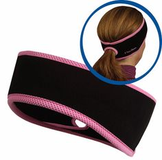 RUNNING WITH OLLIE: Runner's Gift Guide & Giveaway Winners Announced. Were You a Winner? TrailHeads Good Bye Girl Ponytail Headband. Discount code until 12/6/13 click through.