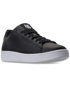 940642098eb2 K-Swiss Men s Court Casper Casual Sneakers from Finish Line - Black 10.5 K  Swiss