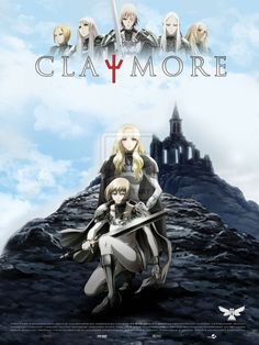 Claymore - THE MOST FREAKING RETARDED ENDING TO ANY OF THE ANIMES I HAVE EVER WATCHED. It was exactly the type of ending I hate. UGH. It went from possibly being in my top 5 animes, to like my most hated ending of all time.
