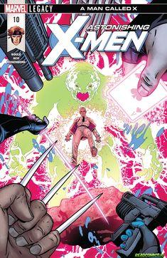 Astonishing X-Men A Man called X