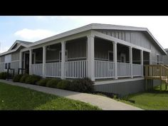 Palm Harbor Homes Evolution Available As A Manufactured Or Modular Home Plan Fabulous Wrap Around Porch On This Square Foot 4 Bedrooms And 2