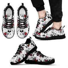 Mickey Mouse Sneakers V10