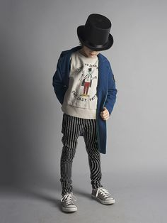 Bobo Choses AW16-17 : How to Disappear - Zirimola Blog - Kids Design & Lifestyle :: Zirimola Blog – Kids Design & Lifestyle |