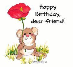 Happy Birthday Dear Friend happy birthday happy birthday wishes happy birthday…