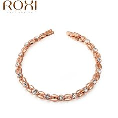 ROXI Exquisite Bracelets platinum plating High quality products best Christmas jewelry gift  factory price new style 2060802490 [Affiliate]