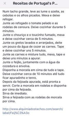 Feijoada à portuguesa parte 4