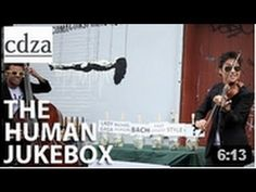 ▶ Video-The Human Jukebox - Jukebox Humain (CDZA) - YouTube
