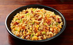 Make your stir-fried rice extra delicious with a sweet and savoury sauce made of Honey & Soy! Add some tofu for a healthy twist to this Chinese Recipe.