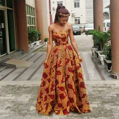 Ankara fabric, Ankara styles, ankara jacket, pencil skirt gown,selectastyle…