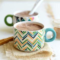 Vegan Chai Hot Chocolate | 22 Hot Chocolates You Must Make This Winter