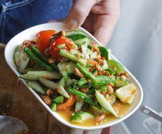 Hot & Spicy Thai Salad (bon appetit)