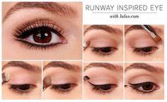 5 maquillajes de ojos para celebraciones paso a paso