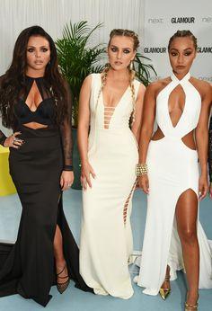 Pin for Later: Les Little Mix Étaient la Définition Même du Mot Glamour Lors des Women of the Year Awards Jesy Nelson, Perrie Edwards, et Leigh-Anne Pinnock