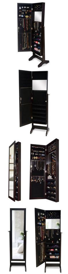 Multi Purpose 168165 Closet Door Hanging Jewelry Makeup Armoire