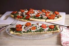 Sandwiches, Bruschetta, Coco, Ethnic Recipes, Blog, Instagram, Ham And Cheese, Spinach, Juices