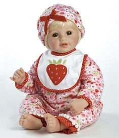 Someone to Love Baby Doll:  http://www.alzstore.com/doll-therapy-dementia-s/1516.htm