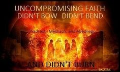 Daniel 3: The Blazing Furnace