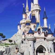 Disneyland, Paris.  Snap: llwacher