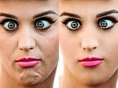 Amazing Photoshop Transformations