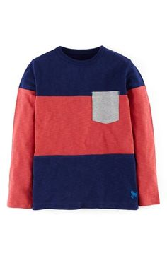 Mini Boden New Colorful Relax Fit T-Shirt (Toddler Boys, Little Boys & Big Boys) available at #Nordstrom