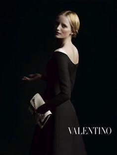 Valentino Fall 2013 ad campaign via @dcwdesign blog