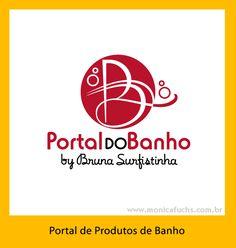 Identidade Visual para site de venda de sabonetes artesanais by Bruna Surfistinha.