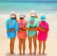 Monogrammed PFG fishing shirt by Columbia : The ultimate beach coverup!