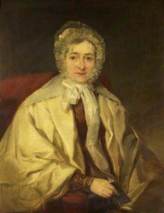 """Mary Ann Cox"", c. 1840, by James Curnock (British, 1812-1862)."