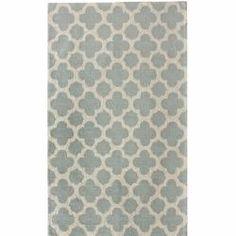 nuLOOM Handmade Moroccan Trellis Wool Rug (8'6 x 11'6)