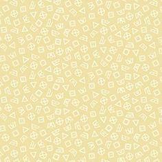 Symbols in Cream. Shop now at Stash Fabrics! Stash Fabrics, Lining Fabric, Symbols, Cream, Shop, Creme Caramel, Glyphs, Store, Icons