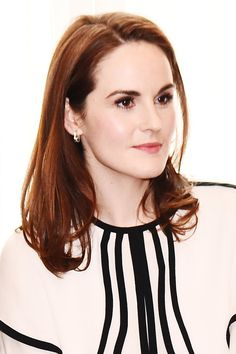 "For his bookshop and website One Grand Books, the editor Aaron Hicklin asked people to name the 10 books they'd take with them if they were marooned on a desert island. The next in the series is the actress Michelle Dockery, who is best known for her role in ""Downton Abbey."" Dockery co-stars in ""The"
