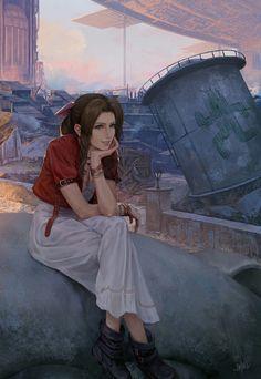 Final Fantasy Cloud, Final Fantasy Vii Remake, Fantasy Series, Star Citizen, Divas, Final Fantasy Characters, Video Game Art, Video Games, Cloud Strife