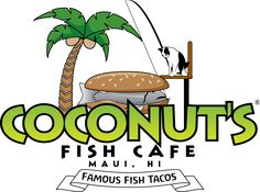 Coconut's Fish Cafe serves excellent food with aloha. Come and enjoy some of our award-winning, health-conscious food and try our Famous Fish Tacos. We have multiple locations that you can visit. Trip To Maui, Hawaii Vacation, Vacation Spots, Maui Restaurants, Phoenix Restaurants, Maui Food, Maui Honeymoon, Famous Fish, Coconut Fish