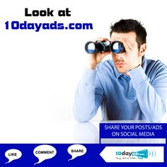Look at 10dayads.com ‪#‎FreeAdWebsites‬ ‪#‎FreeAdvertisingOnline‬