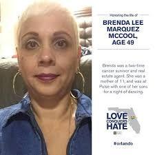 Orlando una madre si sacrifica per il figlio; figlio, Orlando, strage, morti, sacrificio, famiglia, Brenda Lee Marquez McCool, Lgbt, gay, Usa, omofobia