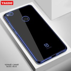 Online Shop Per Huawei Honor 8 caso per Honor 8 Caso Lite Lusso Pianura slicone TPU soft Cover in montato Rosso Oro Blu Viola colori Yagoo | Aliexpress Mobile