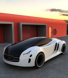 sweet concept car!