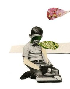 Collage: Contemporary Artists Hunt and Gather, Cut and Paste, Mash Up and Transform