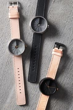 Dimension Watch: a wristwatch that connects time & space. Curved metal hands and concrete spiral staircase dial indicate time in a poetic way. We present to you the Dimension Watch in hopes that you may catch a moment of beauty in your busy life. Cool Watches, Watches For Men, Latest Watches, Modern Watches, Men's Watches, Origami Lights, Marble Watch, Preppy Girl, Bones And Muscles