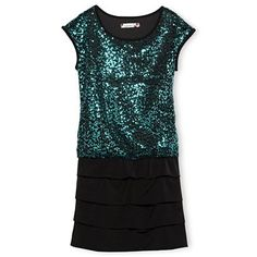 Speechless® Shift Dress with Sequin Top - Girls 7-16 - jcpenney