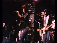 Sheena Is A Punk Rocker - The Ramones - Live CBGB 1977 - imagine seeing this in person