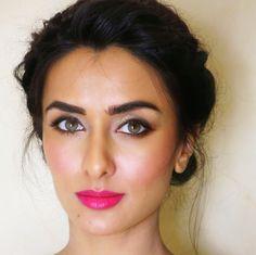 Perfect look for a Mehndi / Maya / Sangheet night!!! pakistaninstagram: Pakistani designer Misha... - High Fashion Pakistan