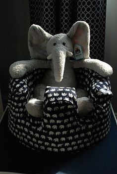 a whole elephant nursery for @Jennifer Benjamin!!