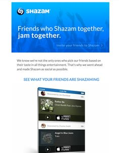 Shazam is Better with Friends