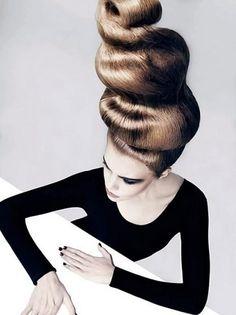 #bighair #hairstyle