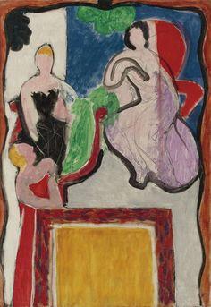 Henri Matisse - Le chant, 1938 #arte