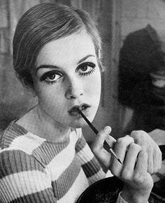 The sixties were a time when ordinary people could do extraordinary things -Twiggy Mary Quant, 60s Icons, Style Icons, Hipsters, Estilo Twiggy, Audrey Hepburn, Twiggy Model, Twiggy Style, Divas