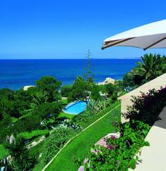 Vila Joya & Joy Jung Spa | Boutique Hotel | Portugal | http://lifestylehotels.net/en/vila-joya-joy-jung-spa | outsiede, view, terrace, pool, sea