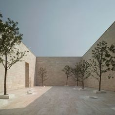 Liangzhu Culture Museum - David Chipperfield Architects